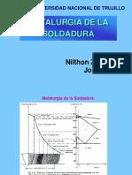 Metalurgia Soldadura EXSA 1