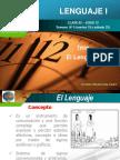Clase 5 Lenguaje
