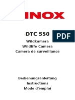 MINOX DTC 550 Instructions