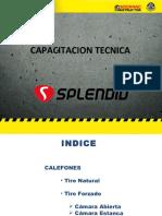 Capacitación Técnica Calefon - Sodimac - Solendid