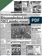 Coup Bouterse gesteund door Nederlanders