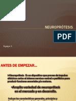ARTÍCULO. Neuroprotesis