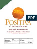 23.2. Programa de Formatos y Formularios Electrónicos
