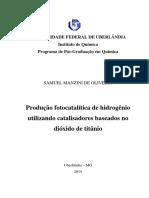 ProducacaoFotocataliticaHidrogenio