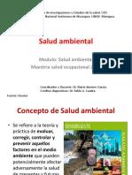1. Salud Ambiental