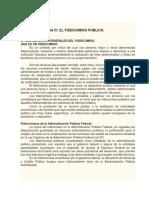 DERECHO ADMINISTRATIVO, TEMA IV EL FIDECOMISO PUBLICO.docx