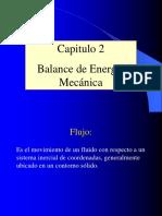 2. Balance de Energía Mecánica.ppt