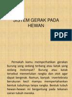 SISTEM-GERAK-PADA-HEWAN.pptx