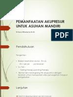 asuhan mandiri akupresur 26 juli 2016.pptx