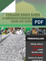 Evaluasi Kasus Klinis Di Emb-Deb Makassar