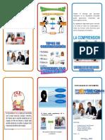Triptico-estrategias de Comunicacion