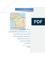 Cuencas Informe Final