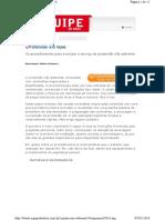EQUIPE de OBRA_ Protensao Não Aderente Em Lajes