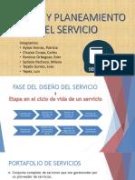 Diseño Del Servicio