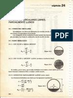 Conductos Circulares Libres - Parcialmente Llenos