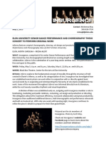 insurgence press release