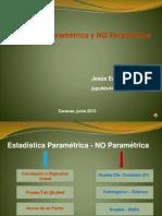 Estadística Paramétrica y No Paramétrica - Junio 22...Vídeo