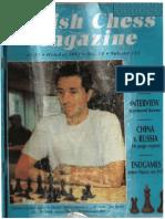 British Chess Magazine - 2001-10