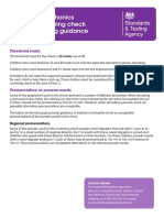 2013 KS1 PhonicsScreeningCheck ScoringGuidance