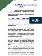1822 Treaty of Verona