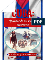 Raul Rojas Soriano Apuntes Viajero Cuba