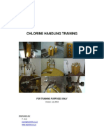 Chlorine Handling Training Manual