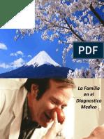 el diagostico familiar en la consulta diaria
