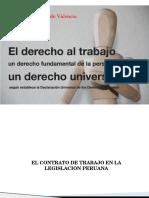 Contrato Trabajo Legislacion Peruana