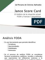 1.2 FODA y Fuerzas Competitivas