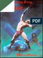 Microgame 03 Melee (3rd Ed, 1979, Bagged)