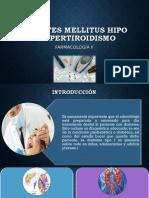 Diabetes Mellitus Hipo e Hipertiroidismo (1)