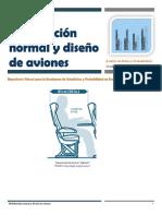 distribucion normal caso practico 2016 caso de aviones.pdf