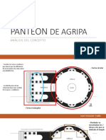 Analisis Panteon de Agripa