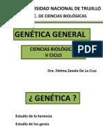 1. Introduccion a La Genetica