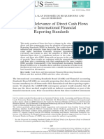 Week 2 Reading 2 The Value Relevance of Direct Cash Flows under IFRS.pdf