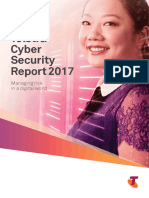 Telstra Cyber Security Report 2017 - Whitepaper