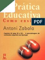 A Prática Educativa-Antoni Zabala