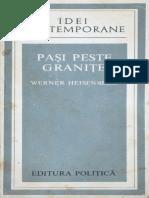Werner Heisenberg - Pași peste granițe.pdf