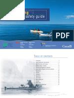 Manual de Expediciones en Mar