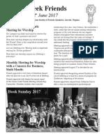 Gc Newsletter June 2017
