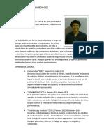 Hoja de Vida, Jorge Del Aguila 3