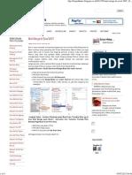 Mail Merge Di Excel 2007
