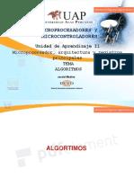 Semana 4 - Algoritmos1- Clase
