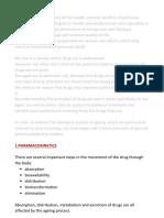 Pharmacology - 14p