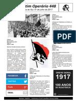 Boletim Operário 448