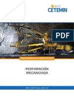 Perforación Mecanizada - Mep