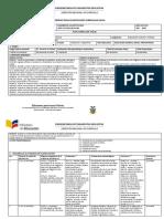 PCA 2017-2018 Educacion Cultural y Artistica Primero