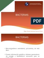 Microbiolog Bacterias (Primera Parte)