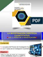Los 11 Pasos de La Investigación Cientifica Cuantitativa