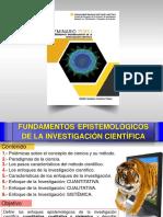 Fundamentos Epistemológicos de la Investigación Científica